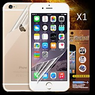 Front and Back HD Screen Protector for iPhone 6  (1 PCS)