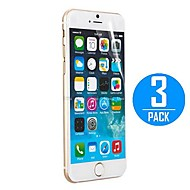 High Quality Matte Anti-Glare Screen Protectors for iPhone 6 (3 Pack)
