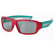 משקפיים עגולים מקוטבים 3D סטריאו לילדים ללא פלאש, קולנוע, Changhong, כללי מחשב 3D טלוויזיות TCL