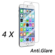 High Quality Anti-fingerprint Screen Protector for iPhone 6S/6 (4 pcs)