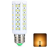 E26/E27 12 W 84 SMD 2835 1020 LM Warm White Corn Bulbs AC 220-240 V