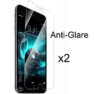 2 x Matte Anti Glare Screen Protector with Cleaning Cloth for iPhone 6S/6 Plus