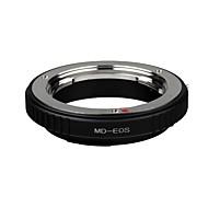 lentille md-eos Mount Adapter Minolta md mc Rokkor pour Canon EOS 1Ds Mark II iii 1d iv 5d mark II III 40d DSLR