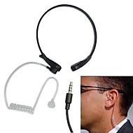 nakkebøyle anti-støy hals følelse luftlede hodetelefon med mikrofon for iPhone samsung