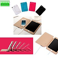6000mAh External Battery Protective PU Leather Case  for iPad mini 3, iPad mini 2, iPad mini/mini  (Assorted Colors)