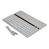 Bluetooth Keyboard with Build-in Stand for Tablet