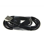 3m v8 Micro USB värit pyöreä datakaapeli Samsung ja muita puhelimen (valikoituja väri)