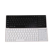 Super-thin Bluetooth 3.0V Wireless Keyboard with Touchpad for PC Cell Phone iPhone iPad