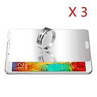 spejl skærmbeskytter til Samsung Galaxy Note 4 (3stk)