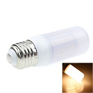 SENCART E26/E27 7 W 36PCS SMD 5730 800-1200LM LM Warm White Decorative Corn Bulbs DC 12 V