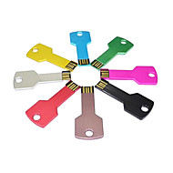Key Shape 4GB USB Flash Drive Pen Drive
