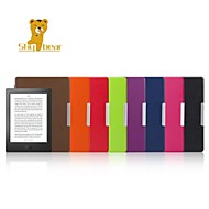 Shy Bear™ 6.8 Inch Leather Cover Hard Shell Case for Kobo Aura H2O Ebook Assorted Color