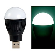 Lampes de nuit AC 220 - ( V ) - USB - Blanc naturel - 0.5 - ( W