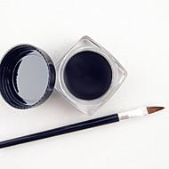 Eyeliners Khaki Vandtæt Naturlig Sort Fade Øjne 1