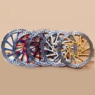 Hamulce i części rowerowe Tarcze hamulcowe Jazda na rowerze Rower górski Rower szosowy Kolarstwo rekreacyjne aluminiowa Cr-Mo