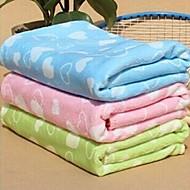Πετσέτα Ντους Υφαντό Πολυλειτουργία / Φιλικό προς το περιβάλλον / Κινούμενα σχέδια / Δώρο