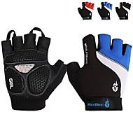 Guantes Ciclismo / Bicicleta Mujer / Hombres / Todo Guantes sin dedosProtector / Secado rápido / Resistente a rayos UV / Transpirable / A