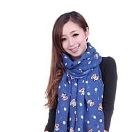 joker Koreaanse stijl verspild de aap ouder-kind sjaal groothandel