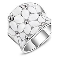 Dame uttalelse Ringe kostyme smykker Platin Belagt Smykker Til Daglig Avslappet