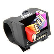 5-port de alta velocidade USB 2.0 hub