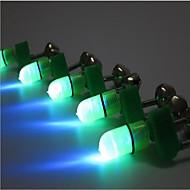 5pcs luces campana pesca linterna establecen