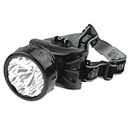 LED Charging Cap Stretch Headband for Mountaineer Fishing Camping Headlamp