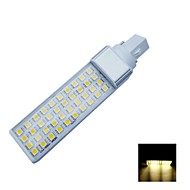 G24 8 W 40 SMD 5050 760 LM Warm White Decorative Corn Bulbs AC 85-265 V
