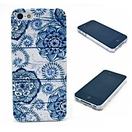 Many Mandala on Wooden Pattern Hard Case for  iPhone 4/4S