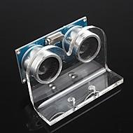 ultrasone module hc-SR04 afstand meetversterker de sensor en beugel voor arduino