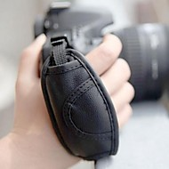 universell ekte skinn stropp for canon nikon / PENTAX / Sony / Panasonic / Fuji kameraer