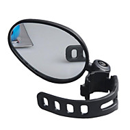 Bicycle Adjustable Black Rearview Mirror