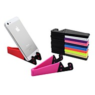 Stylish Folding Simple Stand Adjustable Stand for iPhone 6 and Others (Assorted Colors)