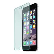 topcel 0.26mm herdet glass skjermbeskytter med mikrofiberklut for iPhone 6