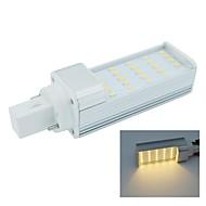 G24 5 W 25 SMD 2835 475 LM Warm White T Decorative Corn Bulbs AC 85-265 V
