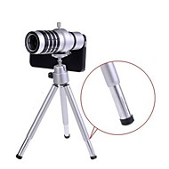 """4.7"""" 12X Zoom Telephoto Lens with Tripod Mount for iPhone 6"""