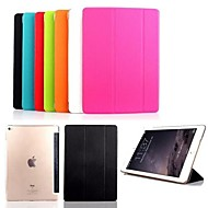Solid Color High Quality Super Slim Smart Stand Case for iPad Air 2 (Assorted Colors)