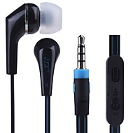 JTX-A10 High Quality Volume Control In Ear Earphone for Iphone and Android Phones