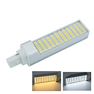 G24 12 W 60 SMD 5050 1140 LM Warm White / Cool White T Decorative Corn Bulbs AC 85-265 V