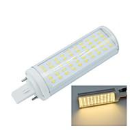 G24 10 W 50 SMD 2835 950 LM Warm White T Decorative Corn Bulbs AC 85-265 V