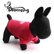 DroolingDog® Lollipop Present Pattern Cotton T-Shirt for Dogs (Assorted  Sizes)