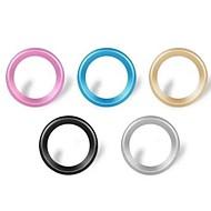 5PCS Metal Lents Protector for iPhone 6 Plus (Random Colors)