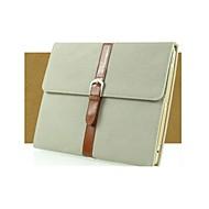 Appel iPad mini/iPad mini 2/iPad mini 3 - Effen Kleuren - Folio Cases/Envelop Cases (Pu-Leder , Rood/Blauw/Bruin/Roze/Grijs)