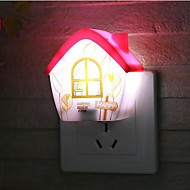 Coway 0.5 W Warm White AC Waterproof Night Light/Decoration Light AC 220 V(Assorted Color)