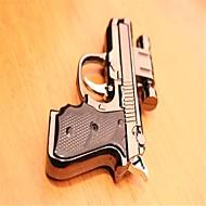 la personnalité la modélisation de pistolet laser briquets argent