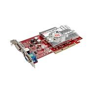 ATI Radeon 9550 256M placa de vídeo de 128 bits ddr agp