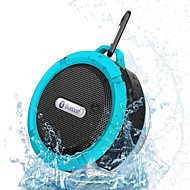 altoparlanti bluetooth senza fili 2.1 CH Portatile / All'aperto / Impermeabile / Mini / mic Bult-in