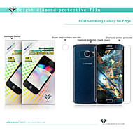 NILLKIN heldere diamanten van hoge kwaliteit scherm beschermende folie voor Galaxy s6 edge