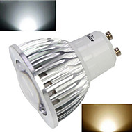 1 pcs  GU10 12 W 1LED X COB 560-800 LM 2800-3500/6000-6500 K Warm White/Cool White Spot Lights AC 85-265 V