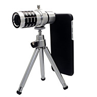 12x Optical Zoom Telescope Camera Lens with Tripod for iPhone 6 plus