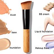 1 PCS High Quality Powder Brush Wooden Handle Multi-Function Blush Brush Mask Brush Foundation Makeup Tool